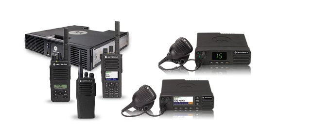 MOTOTRBO Radios for the Maufacturing Industry