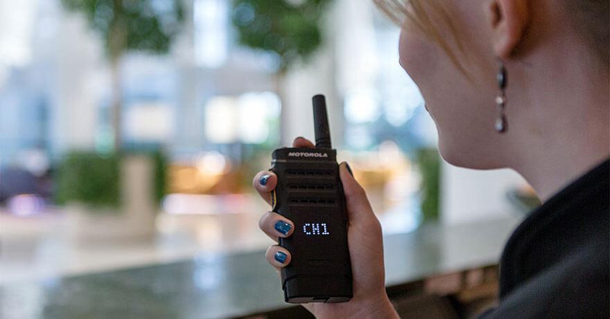 Motorola Two-way Radio Rentals Sales New York New Jersey